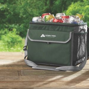 NEW Ozark Trail 24 Can Soft Side Cooler